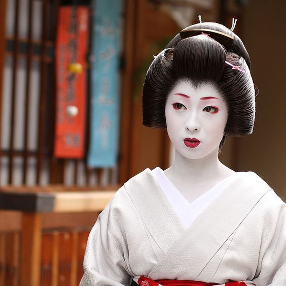 Amazing Geisha. One of my challenges is to be able to do ...