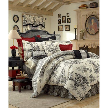 Comforter By Thomasville At Home Walmart Com French Country