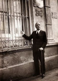 Borges todo el año: Jorge Luis Borges: Magias parciales del Quijote