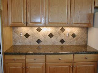 Integrity installations a division of front for 4x4 travertine tile backsplash
