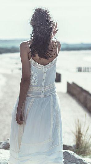 Robes de mariée: Laure de Sagazan 2014