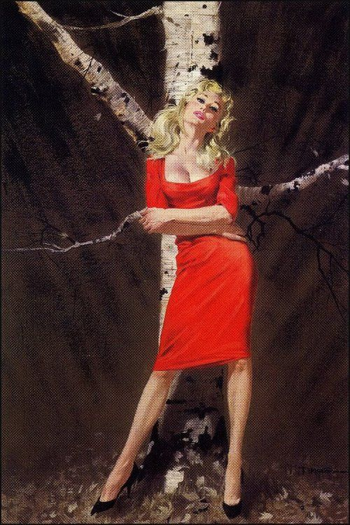 Robert McGinnis (by oldcarguy41)