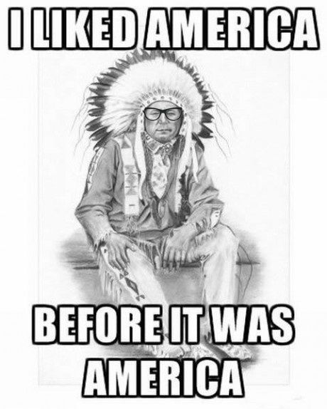 I'm stuck on this essay about Native Americans.?