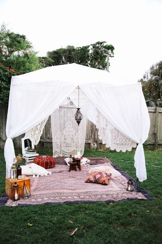 Best Backyard Pavilions Ideas To Try In 2020 Canopy Outdoor