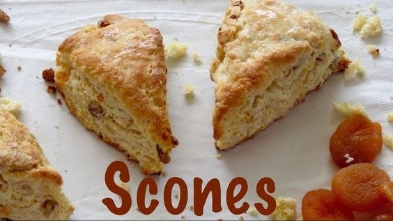 Soulmate24.com Apricot Scones | The Frugal Chef Mens Style