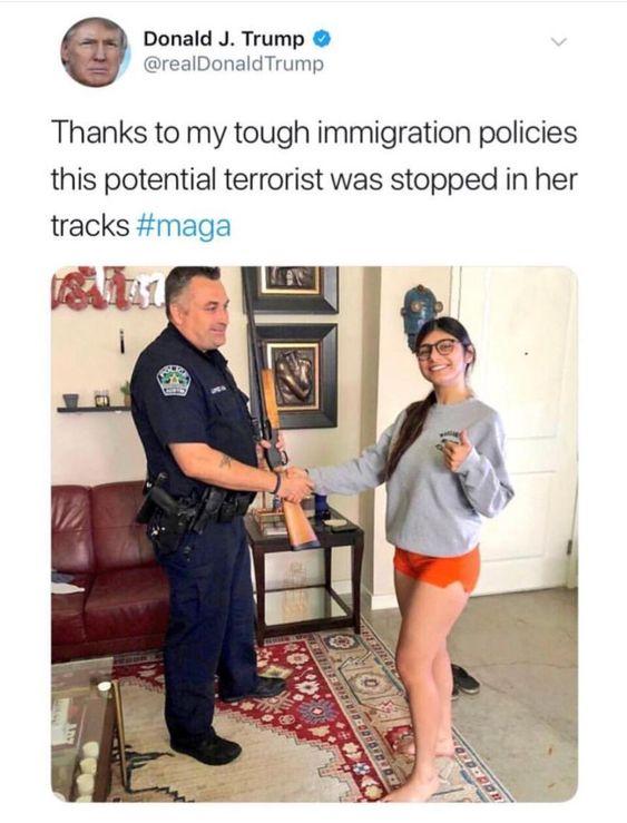 Lemme get uuuuh deportation