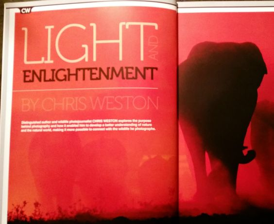 Nikon Owner magazine, Issue 46, pages 6-17:  Light & Entertainment by Chris Weston Photography Workshops  http://blog.nikonownermagazine.com/2014/06/06/nikon-owner-magazine-issue-46/