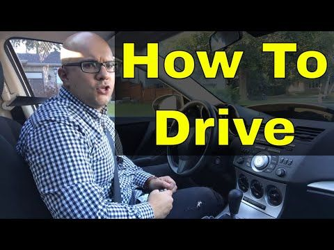 How To Drive A Car For Beginners Driving Lesson Youtube Learn Car Driving Driving For Beginners Learning To Drive