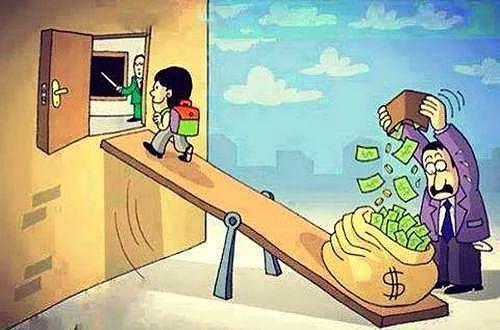 Eğitim şart, özellikle de eğitim sistemini kuranlara!