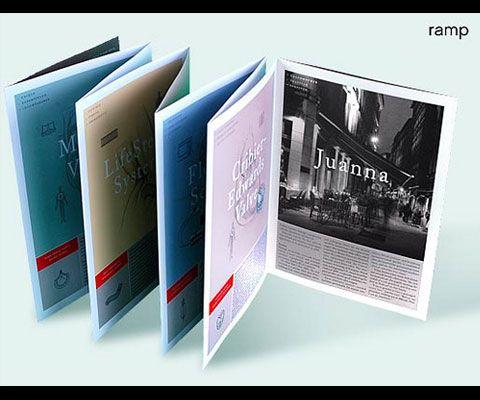 report designs samples