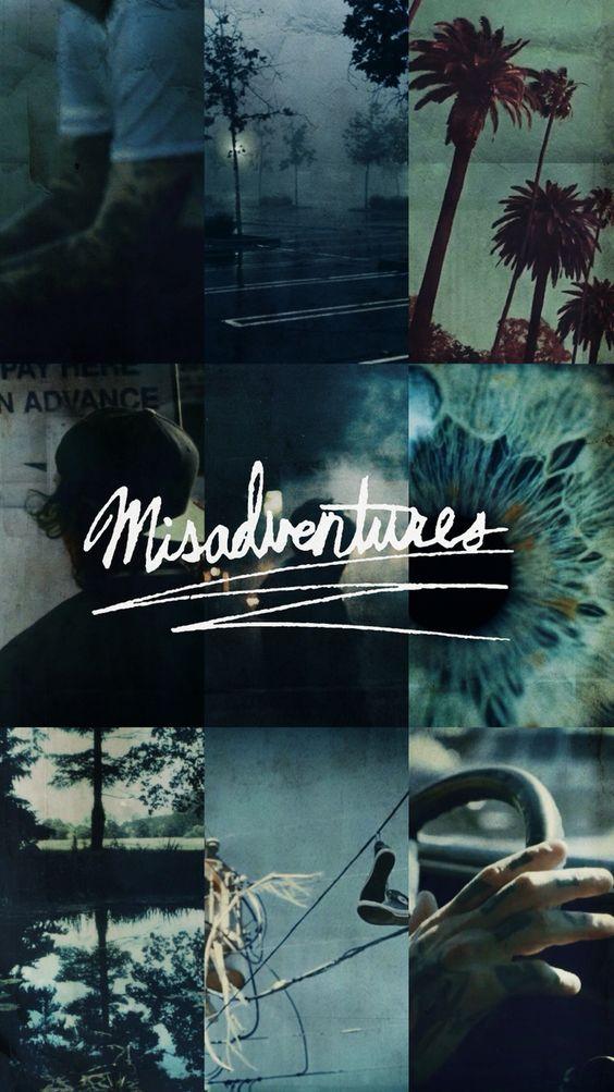 PTV Misadventures // Teal