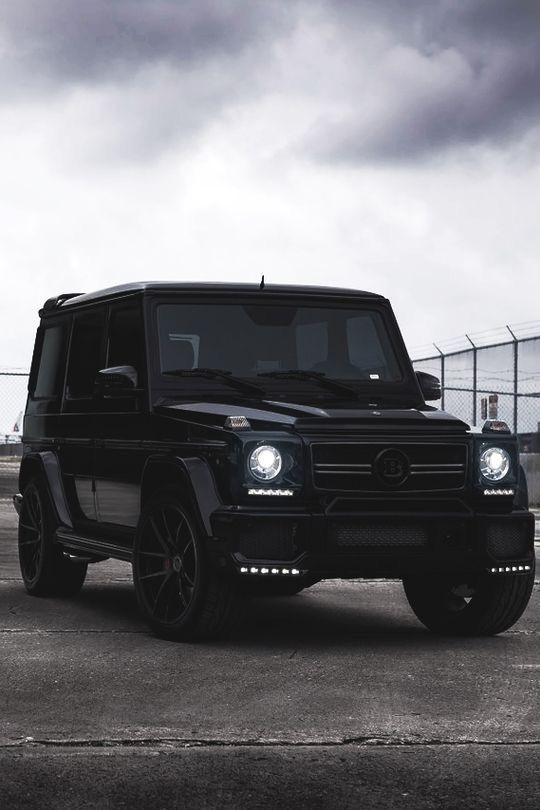 Matte Black With Rose Gold Rims My G Class Mercedes Benz Its