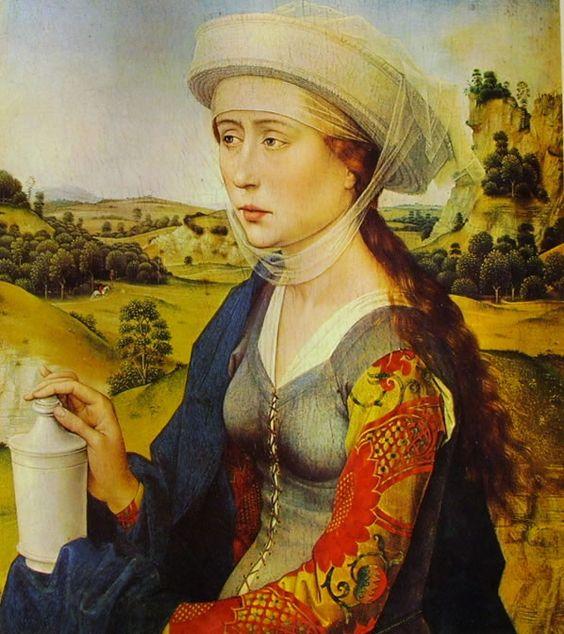 Van der Weyden Maddalena