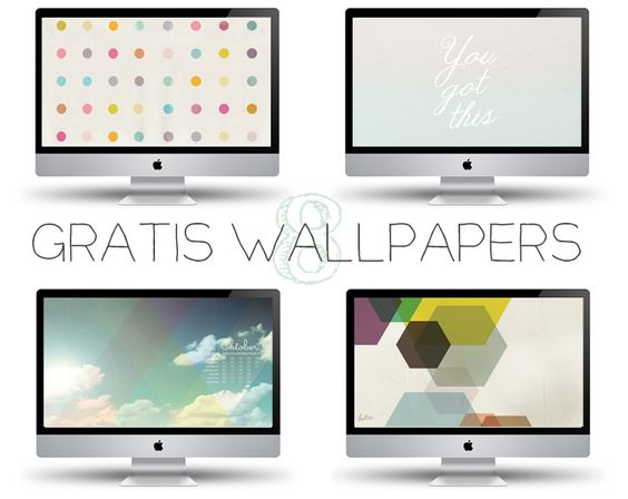 The secret is to dream | BLOG: FREEBIE | Leuke wallpapers voor je bureaublad