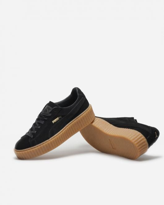 Puma Creepers Homme Noir