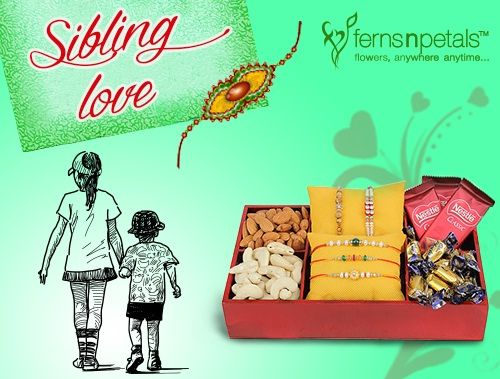 Send Rakhi to USA - Ferns N Petals