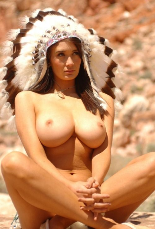 Beautiful Naked Horny Women