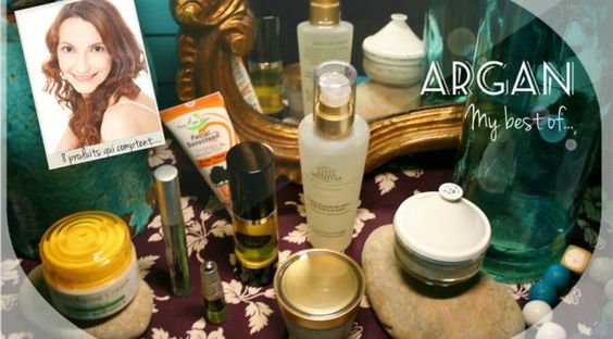 The Best Argan based products by Mrs Schmink - Discover what's working best on your skin - Our Crème Originelle once again at the limelight (Argan/Acide Hyaluronique/Prickly Pear Tree Extract)  http://healthybeautyplace.com/rester-jeune-avec-largan-ma-revue-des-produits-incontournables/