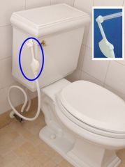 Pouch And Toilet Wand Finally The Perfect Solution To