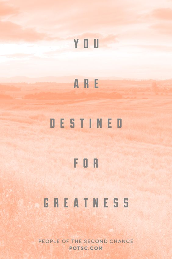 Greatness.   #potsc #quotes #poster #design