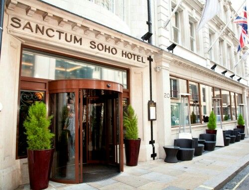 The world world and hotels in on pinterest for Best boutique hotels london