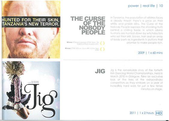 """Power - Factual Brochure - Interior - 8"""" x 6"""""""