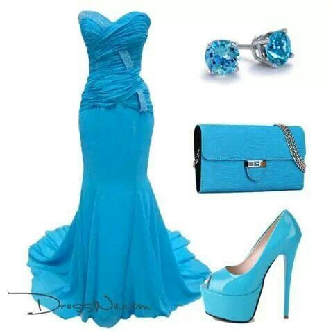 """This dress is perfect for the """"mother of the bride."""""""