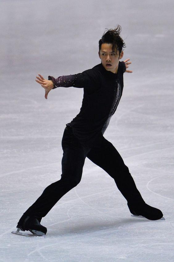 2013GPSNHK高橋大輔さん