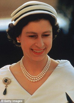 Queen Elizabeth II, 1956: Four years into her reign as sovereign, she'd already given birth to Charles and Anne