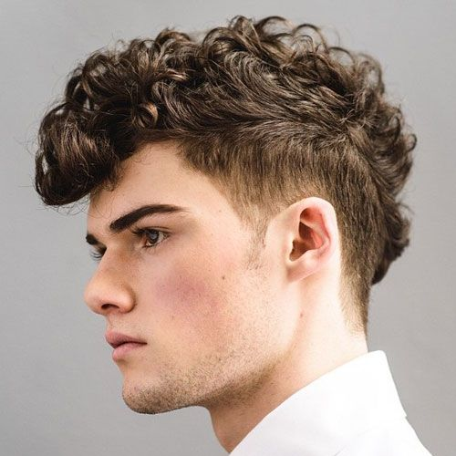Men S Hairstyles Haircuts 2020 Curly Hair Styles Men S Curly Hairstyles Hair Styles