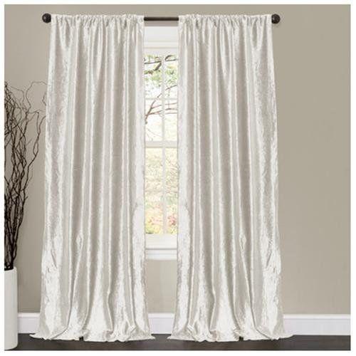 White velvet curtains   My Type 4 Style House Upgrade   Pinterest ...
