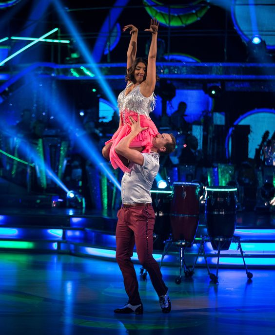 Strictly Come Dancing 2014: Week Four - Sunetra Sarker and Brendan Cole