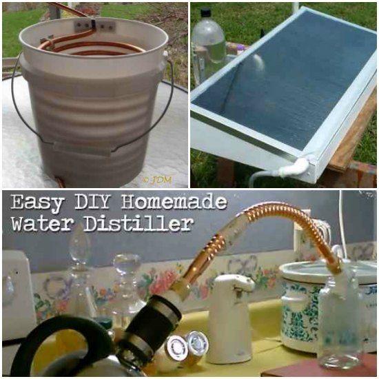 Camping Water Distiller ~ Water distiller designs eco ideas pinterest