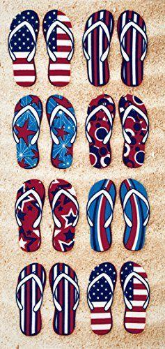 American Flip Flops velour brazilian beach towel 30x60 inches, http://www.amazon.com/dp/B0169LB83Q/ref=cm_sw_r_pi_awdm_Ebdgxb0W182JD