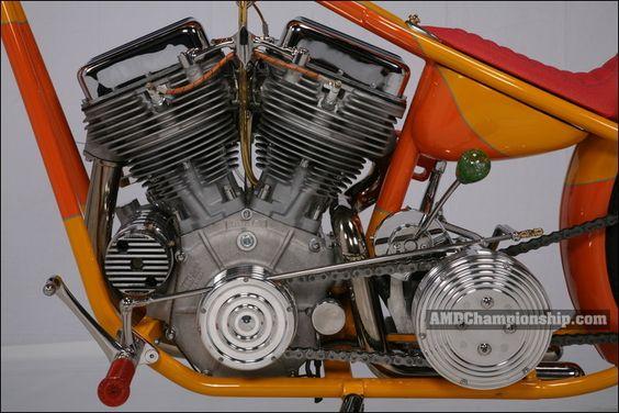 AMD World Championship, ASV, bike details & gallery