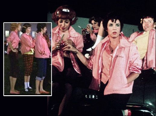 Original Pink Ladies Jacket hssvAt