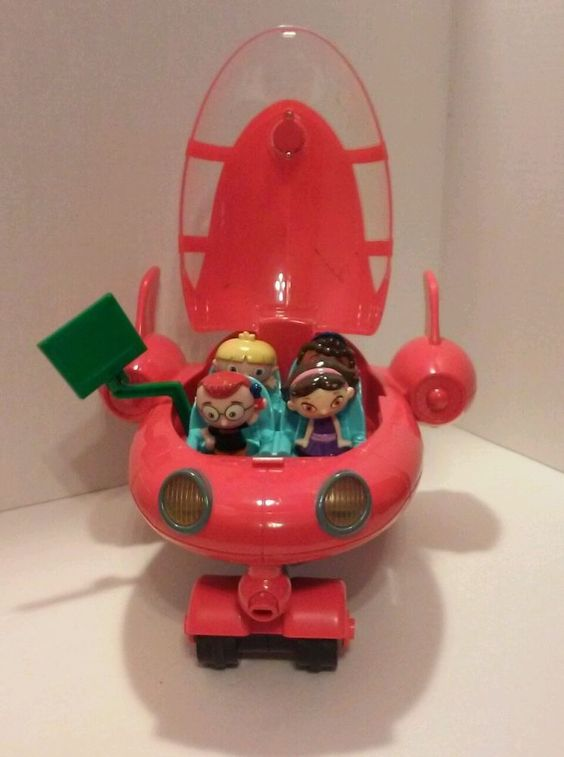 Little Einsteins Pat Pat Rocket Ship Lights and Sounds with 4 characters #Disney