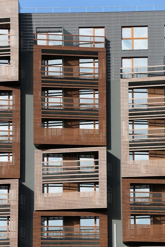 Balconies, Trends and Studios on Pinterest