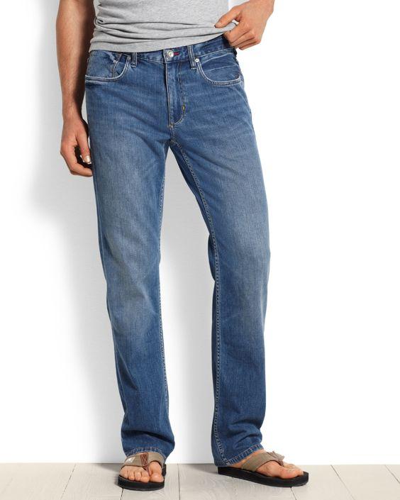 Cooper Authentic Fit Jeans