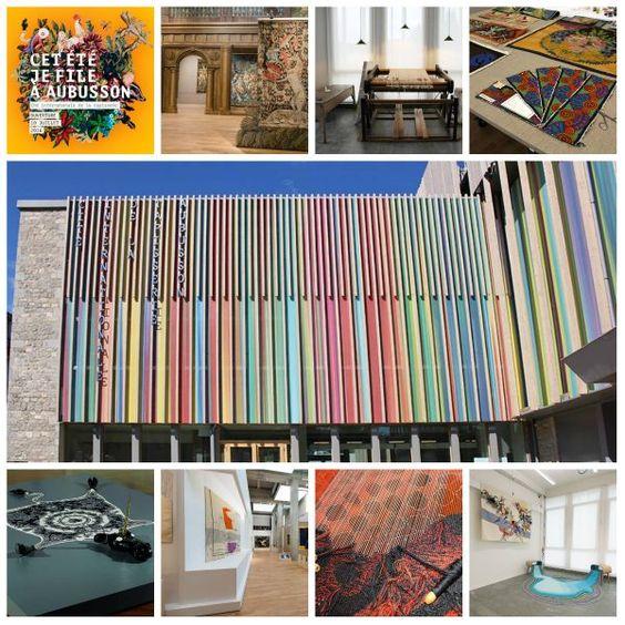 Cité internationale de la tapisserie - Aubusson : la #tapisserie en majesté !  #Aubusson #patrimoine #citéinternationaledelatapisserie   http://www.theartchemists.com/cite-internationale-de-tapisserie-daubusson-lart-de-faire-tapisserie/