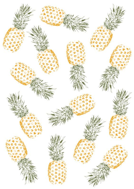 pineapple prints // we are obsessed: