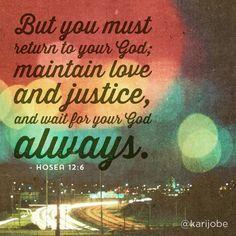 Hosea 12:6