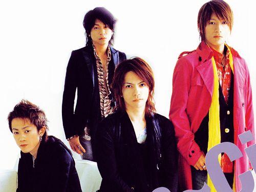 ピンクコートL'Arc〜en〜Ciel