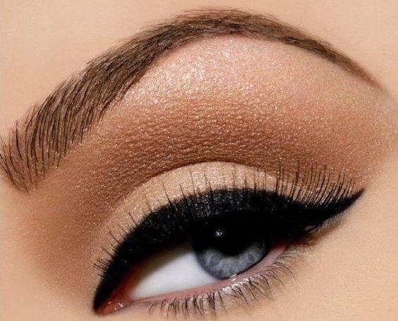 135 Eye Make Up Tutorials From Around The World | Diy ...