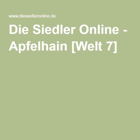 Die Siedler Online - Apfelhain [Welt 7]