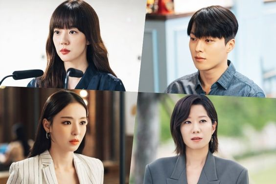 "Im Soo Jung, Jang Ki Yong, Lee Da Hee, And Jeon Hye Jin Say Goodbye To ""Search: WWW"""