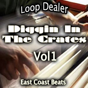 Diggin In The Crates Vol1 sounds from the likes of NY Hip Hop. Mixed with smooth hip hop beats and sampling. These kits and loops are ready to drop