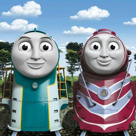 Connor and caitlin i thomas amp friends pinterest
