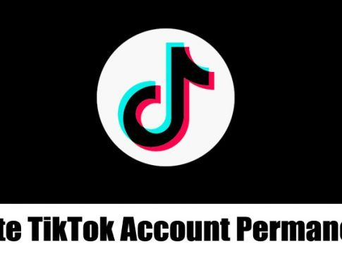 How To Delete Your Tiktok Account Permanently Accounting Getting Things Done Useful Life Hacks