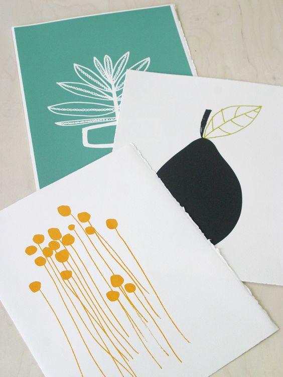 Image of Three Prints- LOTTA JANSDOTTER